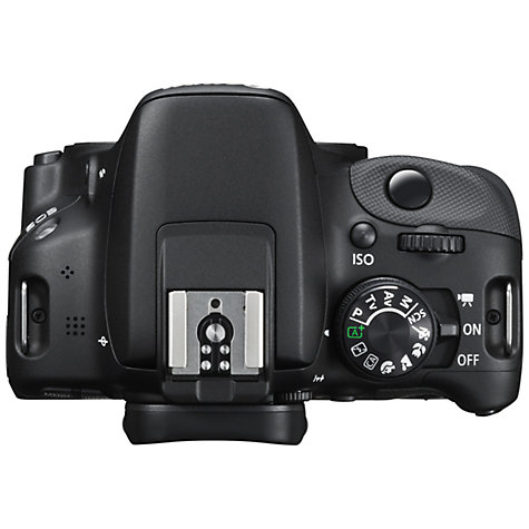 "Buy Canon EOS 100D Digital SLR Camera, HD 1080p, 18MP, 3"" LCD Touch Screen, Body Only Online at johnlewis.com"