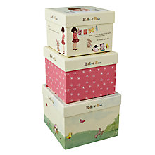 Buy Belle & Boo Trinket Boxes, Set of 3 Online at johnlewis.com
