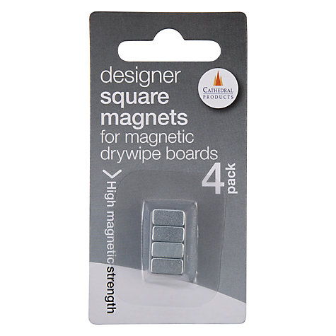 Buy Catherdral Square Magnets, Set of 4 Online at johnlewis.com