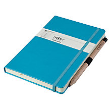 Buy Castelli Ruled Jotter Notebook, Large Online at johnlewis.com