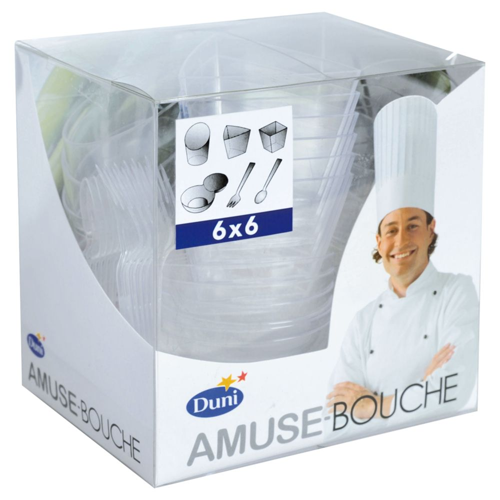 Duni Amuse Bouche Party Set
