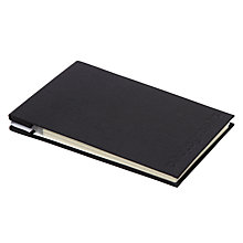 Buy John Lewis Post Bound Slip In Photo Album, Black Online at johnlewis.com