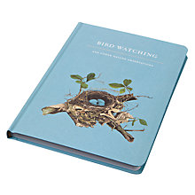 Buy Birdwatching Journal Online at johnlewis.com