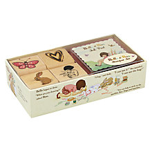 Buy Belle & Boo Stamp Set Online at johnlewis.com