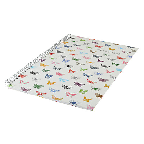 Buy Really Good Butterfly Scrapbook Online at johnlewis.com