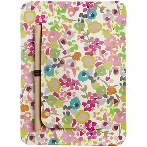 Buy Caroline Gardner Ditsy Magnetic Notepad Online at johnlewis.com
