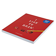Buy Chronicle Books Flip Me Draw Notepad Online at johnlewis.com
