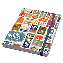 Buy Chronicle Books En Route Travel Journal Online at johnlewis.com