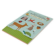 Buy Chronicle Books Forest Friends Sticker Sheets, Pack of 10 Online at johnlewis.com