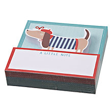 Buy Chronicle Books Dog Memo Pad Online at johnlewis.com