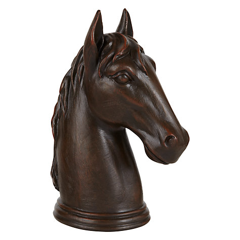 Buy John Lewis Decorative Horse Head Online at johnlewis.com