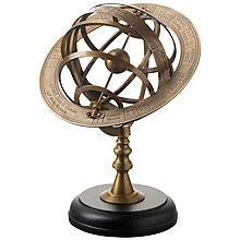 Buy Parlane Decorative Armillary Sphere on Stand Online at johnlewis.com