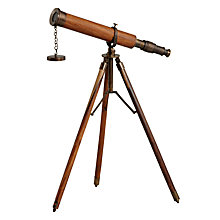 Buy Parlane Sheesham Telescope On Stand Online at johnlewis.com