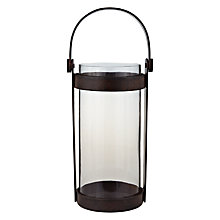 Buy John Lewis Stirrup Lantern Candle Holder, Medium Online at johnlewis.com