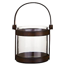 Buy John Lewis Stirrup Lantern Candle Holder, Small Online at johnlewis.com