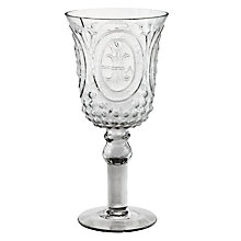 Buy John Lewis Fleur-de-lis Goblet Tealight Holder Online at johnlewis.com