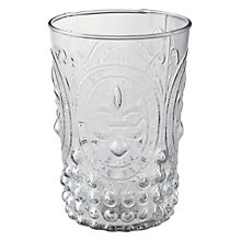 Buy John Lewis Fleur-de-lis Tealight Holder Online at johnlewis.com