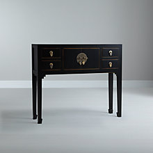Buy John Lewis Iris Small Console Table Online at johnlewis.com
