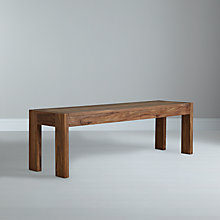 Buy John Lewis Samara Bench Online at johnlewis.com
