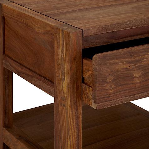 john lewis samara side table new rrp 299 ebay. Black Bedroom Furniture Sets. Home Design Ideas