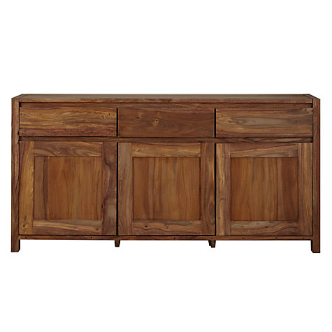 Buy John Lewis Samara 3 Drawer, 3 Door Sideboard Online at johnlewis.com
