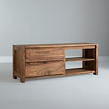"Buy John Lewis Samara Television Stand for up to 50"" TVs Online at johnlewis.com"