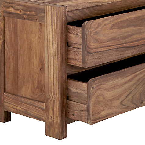 "Buy John Lewis Samara Television Stand for TVs up to 50"" Online at johnlewis.com"