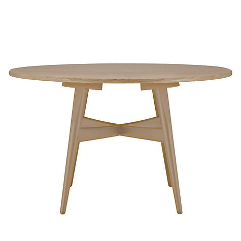 "Buy Hans J Wegner The ""U"" 6 Seater Dining Table Online at johnlewis.com"
