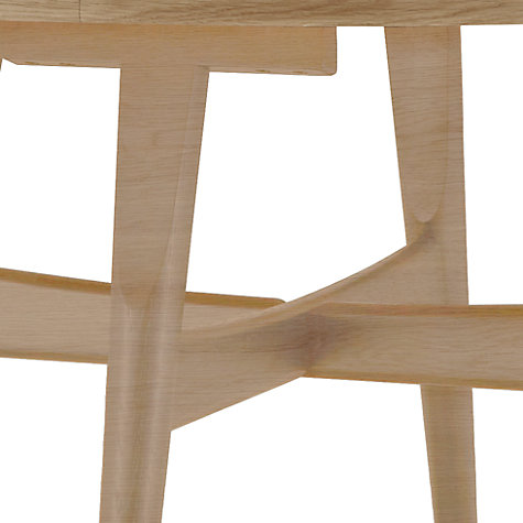 "Buy Hans Wegner The ""U"" 6 Seater Dining Table Online at johnlewis.com"