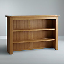 Buy John Lewis Pendleton Large Dresser Top Online at johnlewis.com