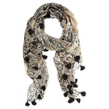 Buy Mint Velvet Anisa Scarf, Multi Online at johnlewis.com
