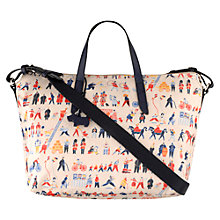 Buy Radley Streets of London Small Grab Bag, Multi Online at johnlewis.com