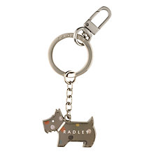 Buy Radley On The Dot Keyring Online at johnlewis.com