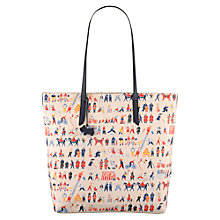 Buy Radley Streets of london Large Tote Shopper, Multi Online at johnlewis.com