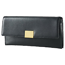 Buy Lauren by Ralph Lauren Newbury Clutch Bag, Black Online at johnlewis.com