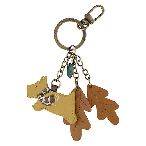 Buy Radley The Great Outdoors Keyring, Multi Online at johnlewis.com