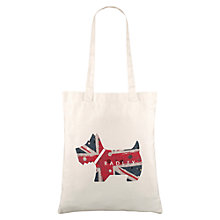 Buy Radley Majesty Shopper Bag, Neutral Online at johnlewis.com
