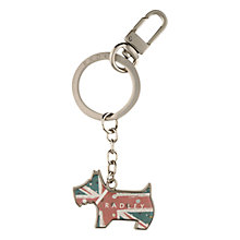 Buy Radley Majesty Keyring, Multi Online at johnlewis.com