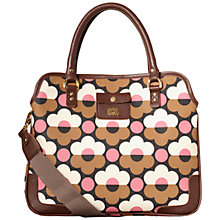 Buy Orla Kiely Sunset Flora Small Jeanie Bag Online at johnlewis.com