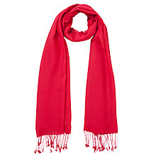 Buy John Lewis Wool Viscose Mix Light Weight Wrap Online at johnlewis.com