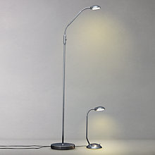 Buy John Lewis Zulu Task and Floor LED Lamp Duo Online at johnlewis.com
