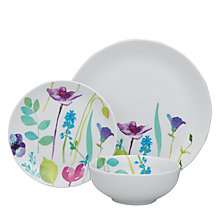 Buy Portmeirion Water Garden Tableware Set, Multi,12 Piece Online at johnlewis.com