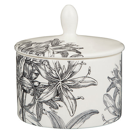 Buy Portmeirion Agapanthus Sugar Bowl Online at johnlewis.com