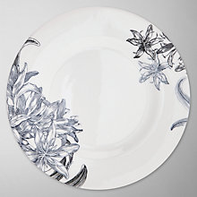Buy Portmeirion Agapanthus Dessert Plate Online at johnlewis.com