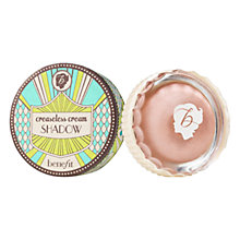 Buy Benefit Creaseless Cream Eyeshadow Online at johnlewis.com