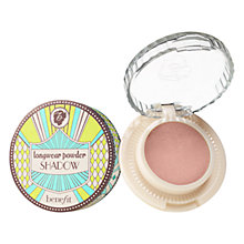 Buy Benefit New! Longwear Powder Eyeshadow, Nude Swings Online at johnlewis.com