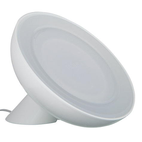 Buy Philips LivingColours Bloom Mood Light, White Online at johnlewis.com