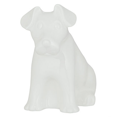 Buy White Rabbit Dog Children's Lamp Online at johnlewis.com