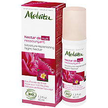 Buy Melvita Moisture Replenishing Night Nectar, 40ml Online at johnlewis.com