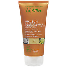 Buy Melvita Prosun Gradual Self-Tanning Gel Cream, 150ml Online at johnlewis.com